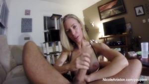 Nicole Aniston POV Hand Job