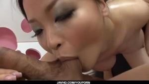 Dirty porn play with big tits milf Yuu Haruka