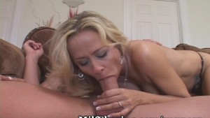 Soccer Mom Eager To Bang It Out With Younger Stud