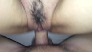Beautiful Wet Asian pussy fucked and cummed