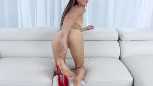TeensLoveAnal - Tiny Brunette Fucked By Neighbor