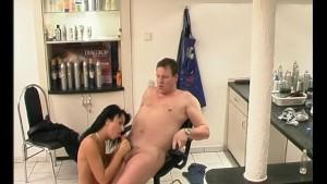 Fucking in the salon - Julia Reaves