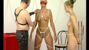 All tied up and nowhere to go - Julia Reaves