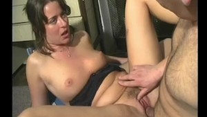 Loving his hard cock - Julia Reaves