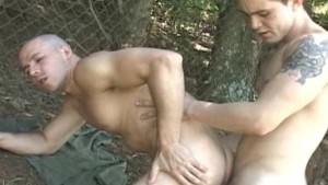 Hot Latin On Sexy Gay Hardcore Bareback
