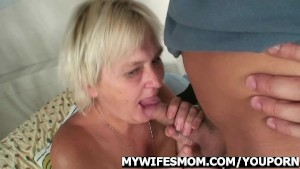 orgy with granny and son-in-law