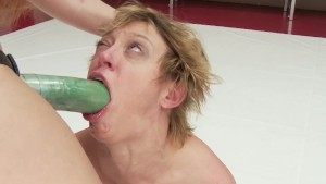 Women's Wrestling Loser Gets