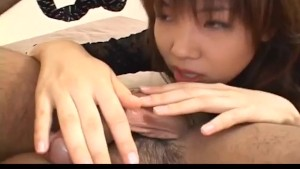 Misaki Inaba is fucked and gets cum in mouth