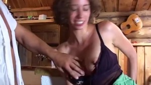 groupsex fuck orgy in the mountains