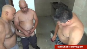 Str8 Working Men Serviced