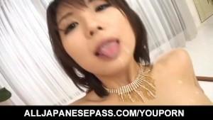 Manami suzuki with specs gets school fuck - 4 8