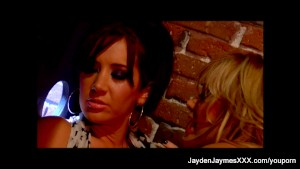 Jayden Jaymes and Shyla Stylez Together!