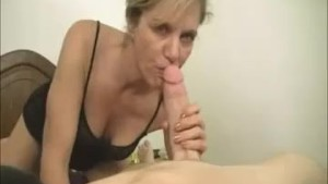 Milf Finds Proof For His Huge