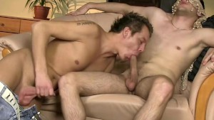 Straight dude takes a homo turn