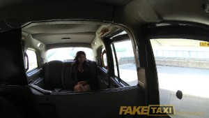 FakeTaxi Lace up boots and a big taxi cock