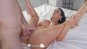 Exotic4k - Jackie Wood is all lubed up and ready to fuck
