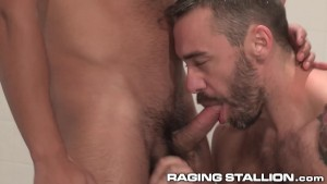 RagingStallion Big Dick Gorgeous Males Fucking