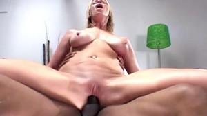 BrokenTeens - Teen Slut Ravaged by a Big Black Cock