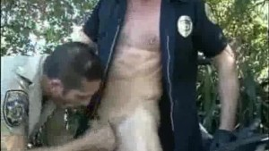 Outdoor Ass Fucking Cops