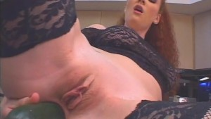 Redhead Taking It In A Holes- BB Gunn