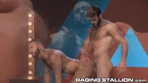 RagingStallion Beards, Passion, and Anal