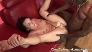 Dana DeArmond Interracial Fuck