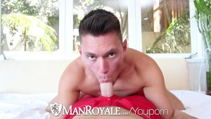 ManRoyale - Tyler Saint Fucks Chad Hunter