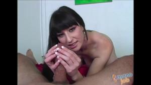 Miss Natalie Minx Makes It Blow