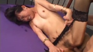 Crazy group sex in hard modes along sweet Yui Komine