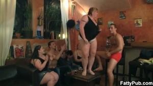 Huge boobs bbw party
