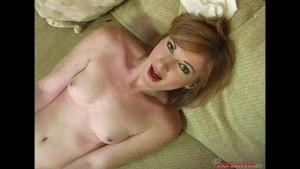 Allison Wyte Gets Her Mouth Creamed