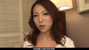Special cock sucking experience with Kanako Tsuchiyo