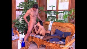 Eva Hot Gives Her Man a Wild Fuck After A Massage
