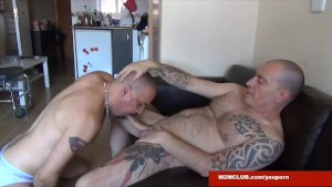 Hairy Macho Fucking Queers