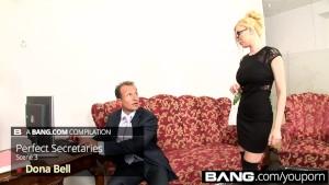 BANG.com: Busty Office Babes Take A Big Cock