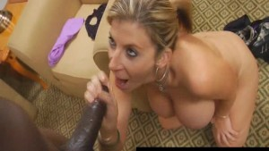 Sara Jay Cock Sucks Her Coach