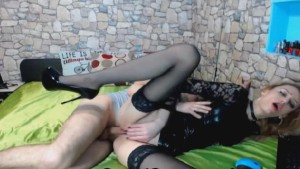 Hot Babe Fucked By Her Lucky Neighbor
