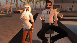 Comment s inscrire sur second life avec Fred Adjani sur virtuelsexe.fr