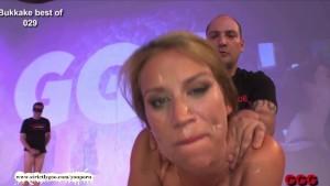 Cum makes Little Phoebe happy - German Goo Girls