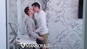 ManRoyale - Zak Bishop & Ryan Pitt meet up to fuck