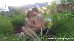 Real-life Dutch Couple fucks f