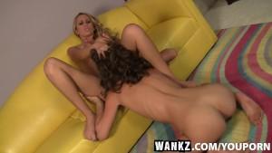 WANKZ- Lesbian Pool Party