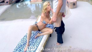 SpyFam Busty step mom Alexis Fawx corrupts her step son