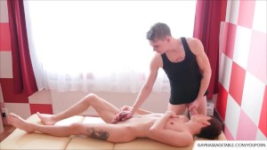 Gay Blowjob Sensual Massage
