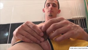 Fuckhand And Foreskin Play