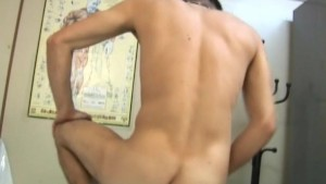 Horny Latino Gay Hardcore Bareback Ride