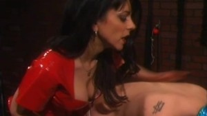 Hot Femdom Slave Spanking Clip!