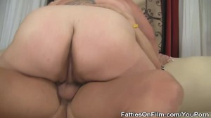 BBW Cheryl Lee On Top and Doggystyle Fucked