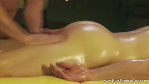 Anal Massage For His Pleazure