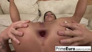 Missy Nicole Gets Anal